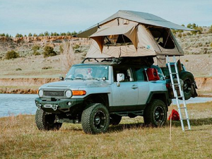 Overland Vehicle Systems TMBK3 Roof Top Tent