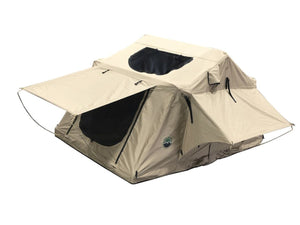Overland Vehicle Systems TMBK 3 Roof Top Tent for FJ Cruiser