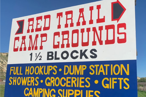 Red Trail Campground Lifestyle Image
