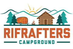Rifrafters Campground Logo