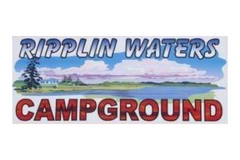 Ripplin Waters Campground Logo