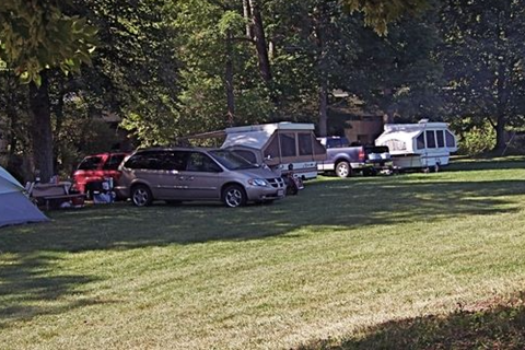 River Trail Crossing Campground Lifestyle Image