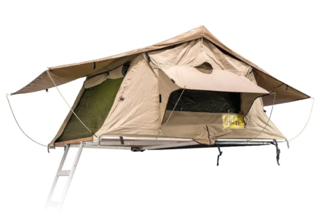 Series 3 Soft Shell Roof Top Tent