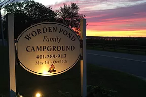 Worden Pond Family Campground Lifestyle Image