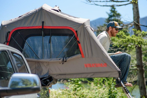 Yakima Skyrise Roof Top Tent for FJ Cruiser