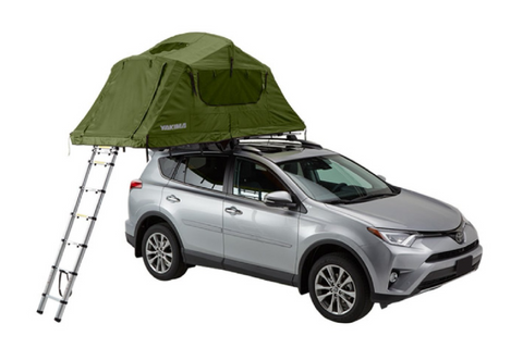 Yakima SkyRise Roof Top Tent Review