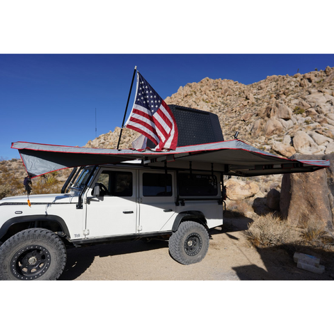 Image of Wraptor 6k Free Standing 270 Degree Awning