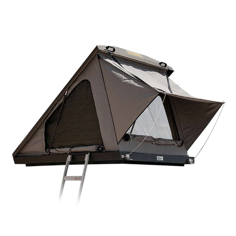 Eezi-Awn Blade Hard Shell Roof Top Tent For Sale Front Left Image