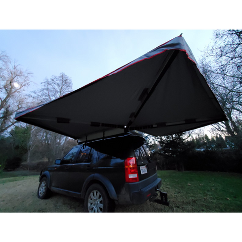 Wraptor 4k Free Standing 270 Degree Awning