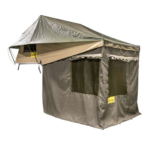 Eezi-Awn Roof Top Tent for Trailer backside image