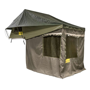 Eezi-Awn Roof Top Tent for Trailer White background image