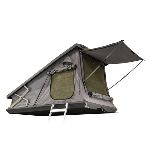 Eezi-Awn Stealth Hard Shell Roof Top Tent - Family Tents World
