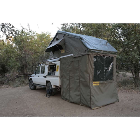 Image of Eezi-Awn XKLUSIV Roof Top Tent - Family Tents World