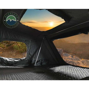 Overland Vehicle Systems Bushveld Hard Shell 4 Person Roof Top Tent