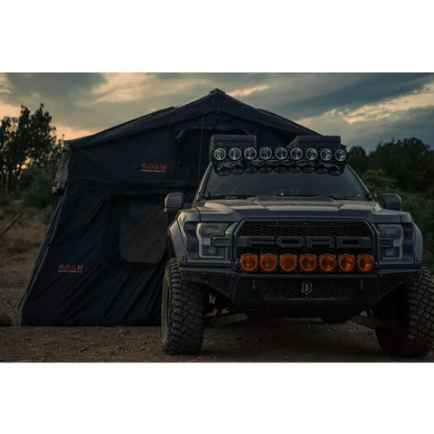 The Vagabond XL Rooftop Tent By Roam Adventure Co - [product_type] - Roam Adventure Co - Family Tents World