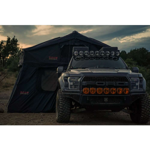 The Vagabond XL Rooftop Tent By Roam Adventure Co