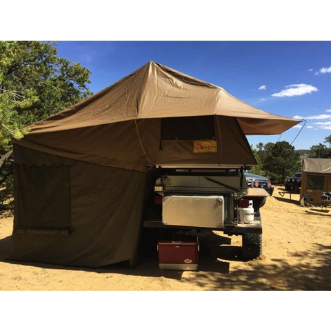 Image of Eezi-Awn Globe Tracker Trailer Tent Side Image