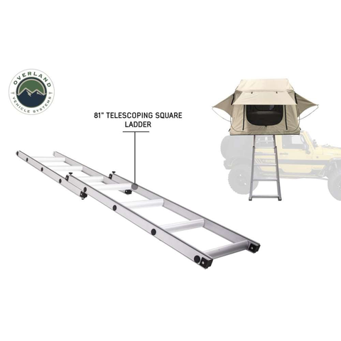 Image of Overland Vehicle Systems TMBK 3 Person Roof Top Tent