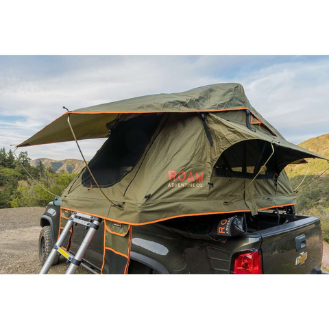 Image of The Vagabond Lite Rooftop Tent By Roam Adventure Co