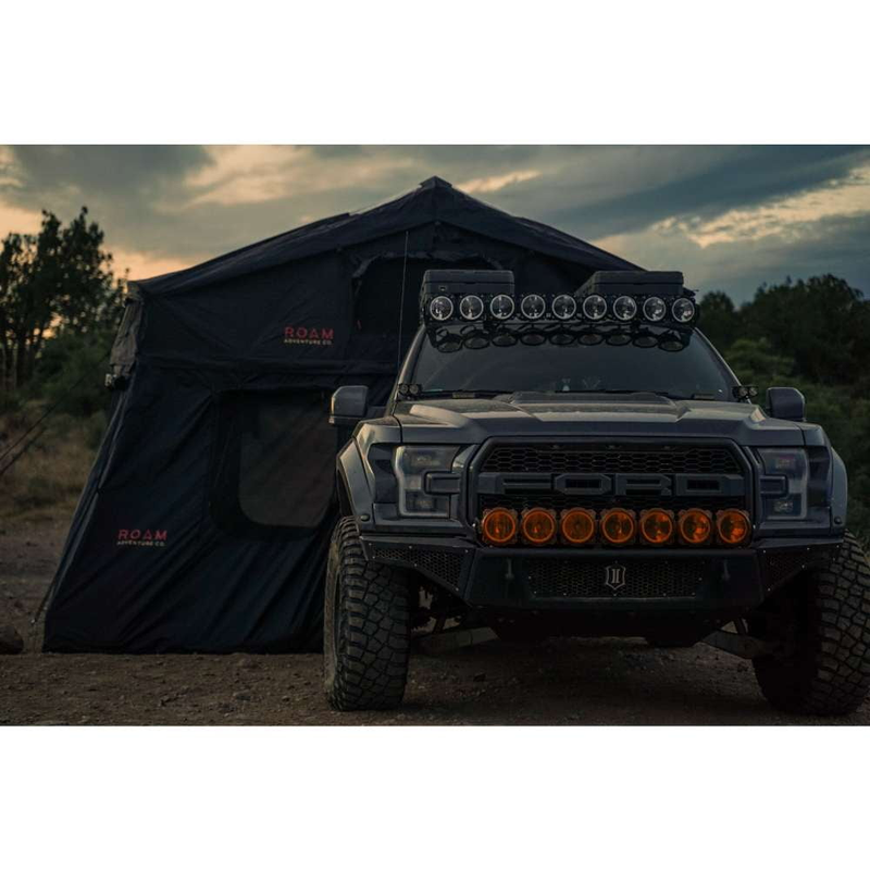 The Vagabond Rooftop Tent By Roam Adventure Co - [product_type] - Roam Adventure Co - Family Tents World