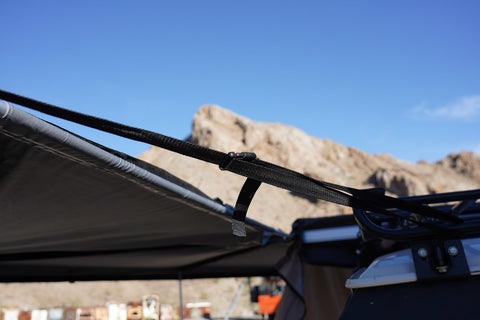 Wraptor 2000 – 270 Degree Vehicle Mounted Awning
