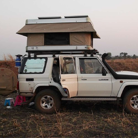 Image of BunduTec BunduTop Electric Roof Top Tent - [product_type] - BunduTec - Family Tents World