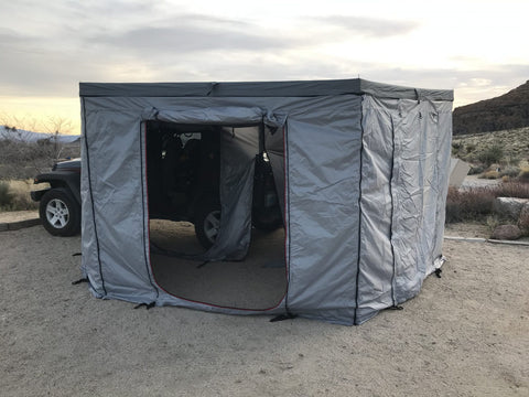 Image of Wraptor 2000 – 270 Degree Vehicle Mounted Awning