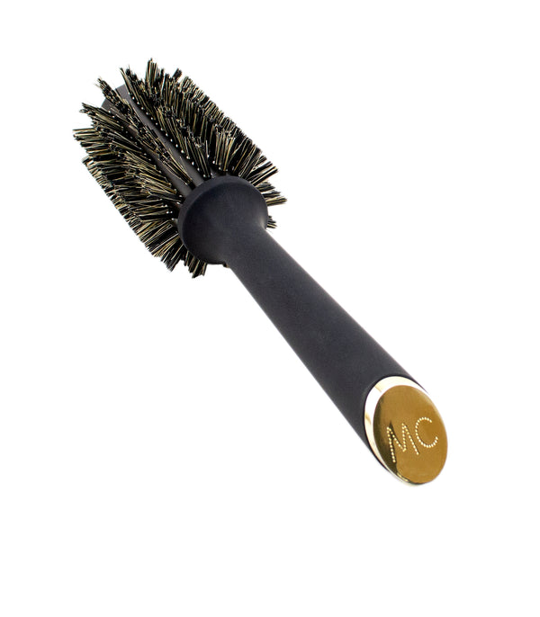 Boar Bristle Round Brush - Small