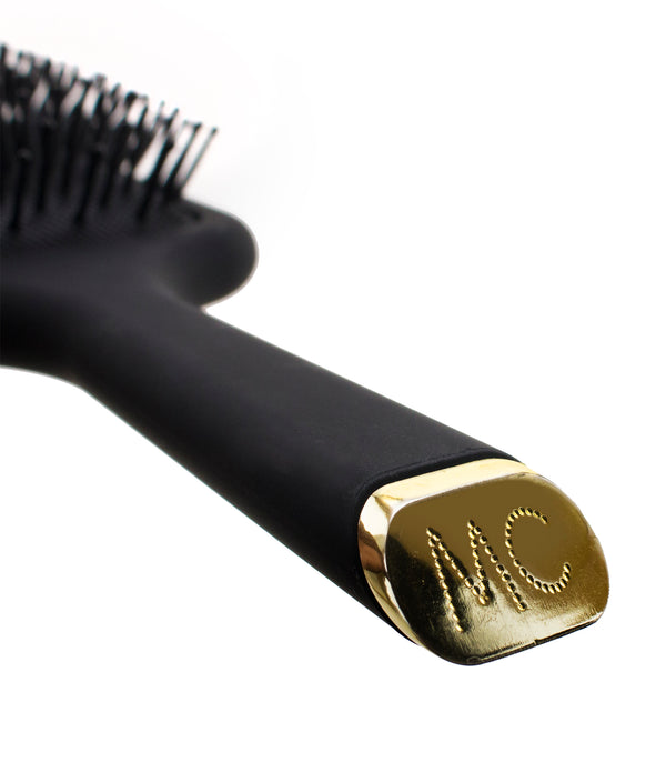 Tourmaline Anti-Static Paddle Brush