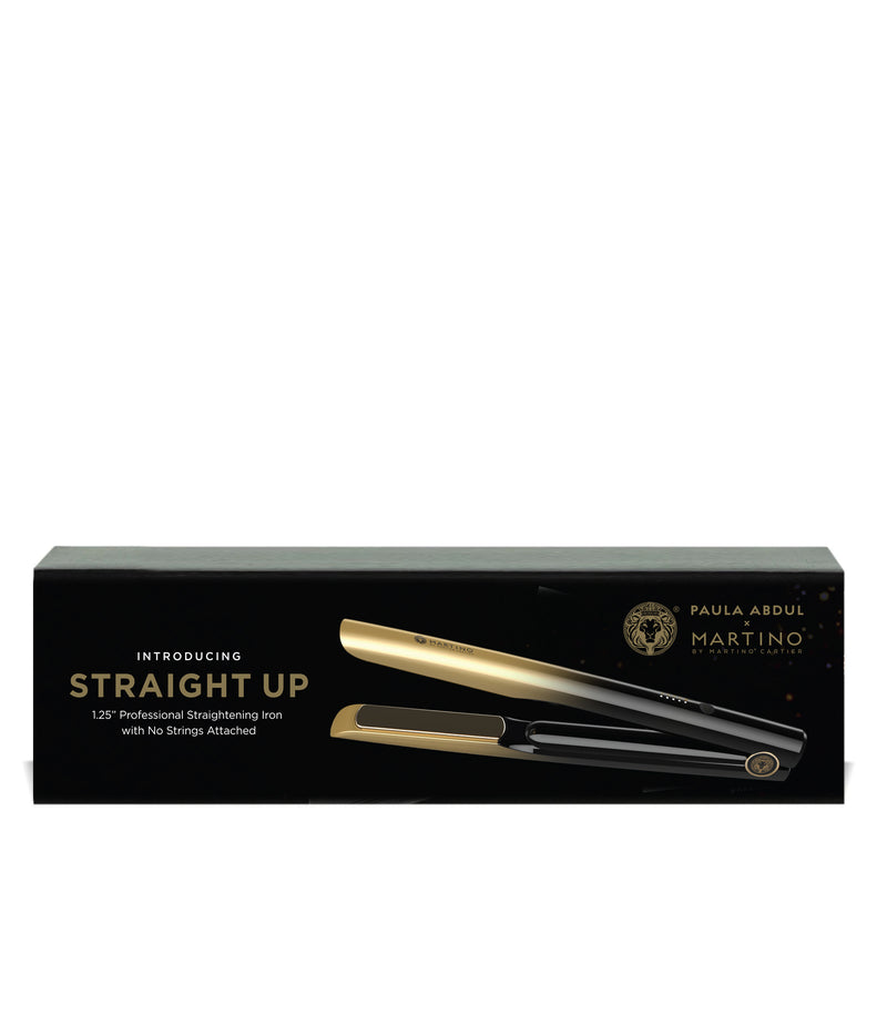 Straight Up Wireless Flat Iron