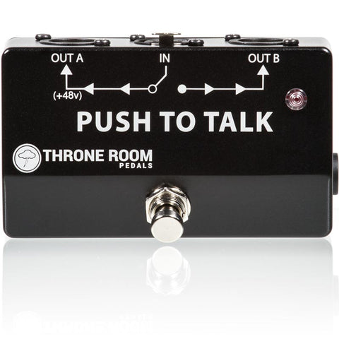 Push To Talk Box