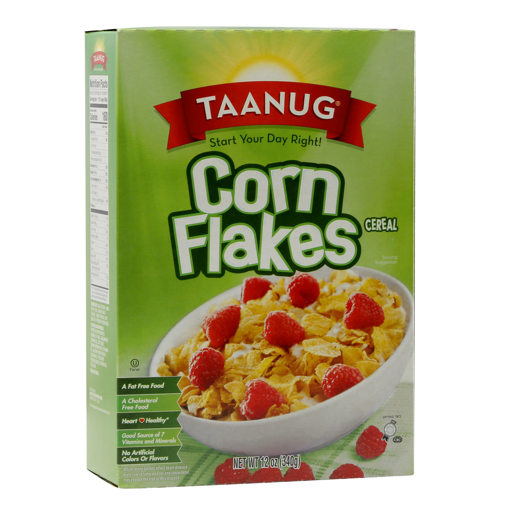 TAANUG CORN FLAKES CEREAL