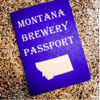 Montana Brewery Passport