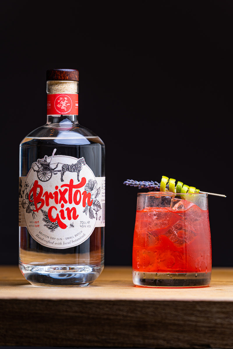 Brixton Gin cocktails