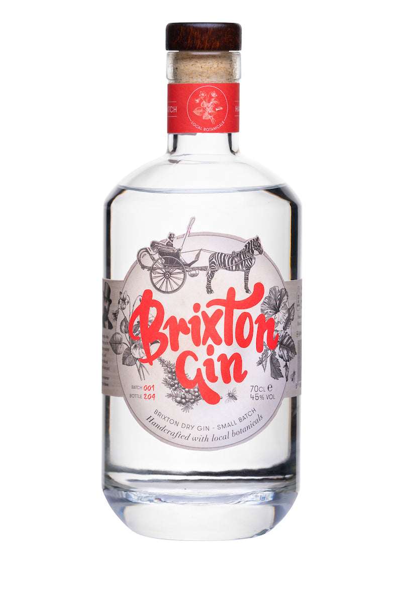 Brixton Gin 70cl bottle