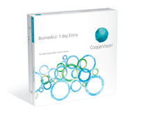 Load image into Gallery viewer, Biomedics 1 day Extra 90 pack