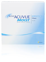 Load image into Gallery viewer, Acuvue Moist Astigmatism - Daily 90 Pack
