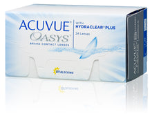 Load image into Gallery viewer, Acuvue Oasys - Fortnightly 24 Pack