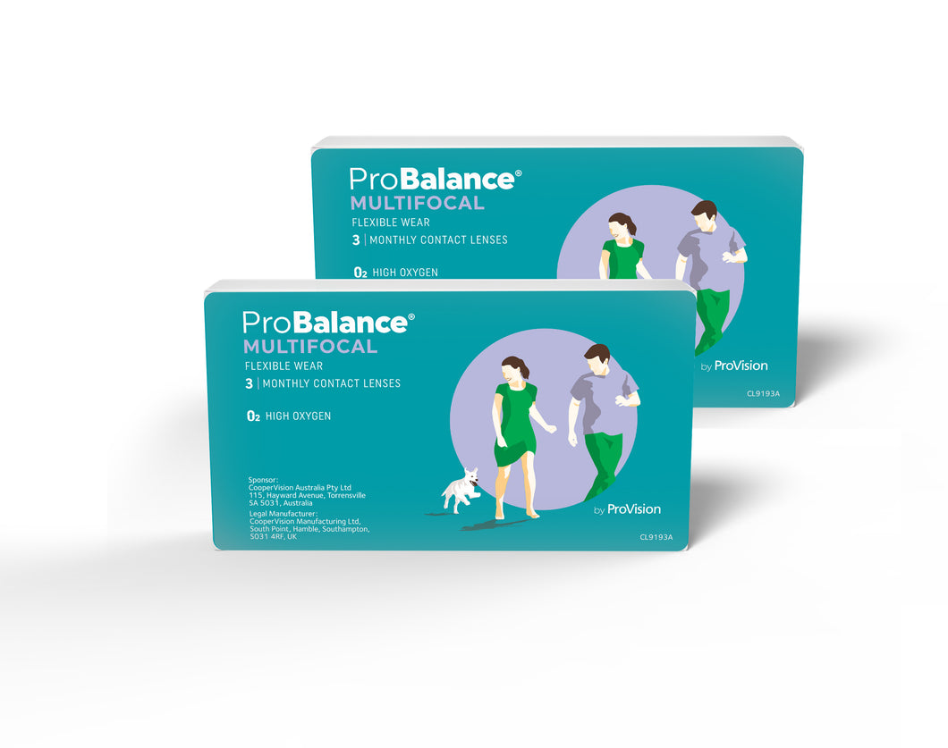 ProBalance MULTIFOCAL 2x3 pack