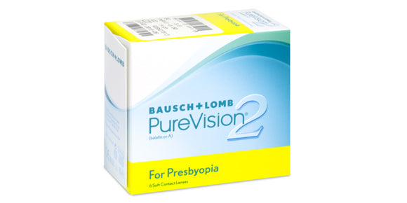 PureVision 2 HD for Presbyopia 6 pack