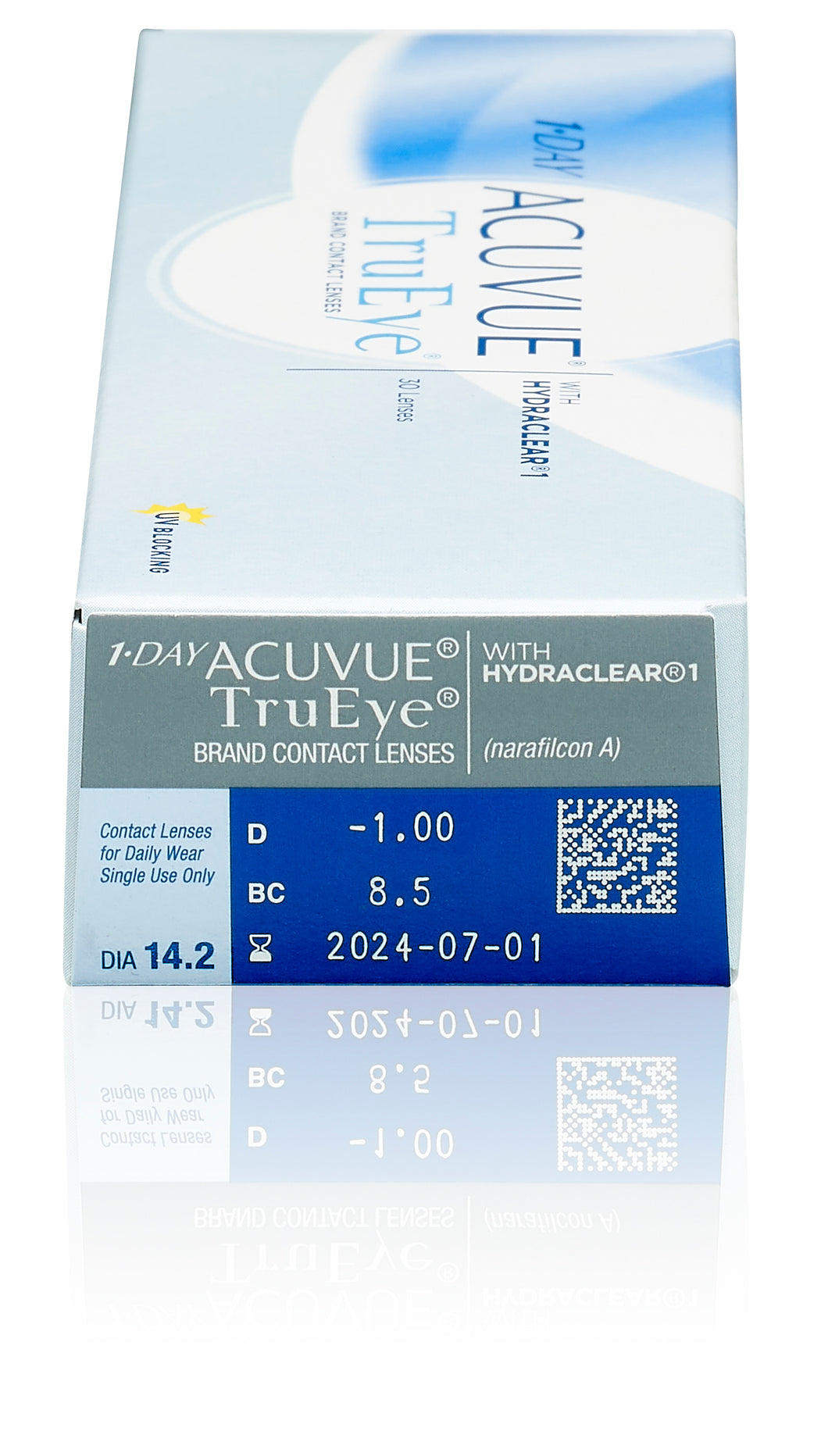 Acuvue 1 Day Moist - Daily 30 Pack