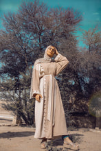 Load image into Gallery viewer, Bedouin Dress - Beige