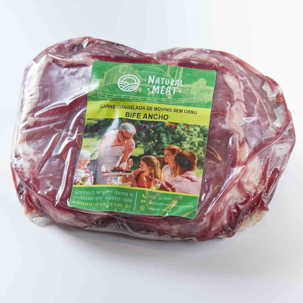 Bife Ancho Angus Certificado 700g - Natural Meat