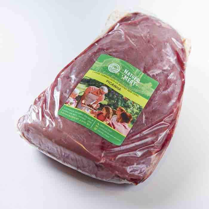 Picanha Angus Certificada 1,3kg - Natural Meat