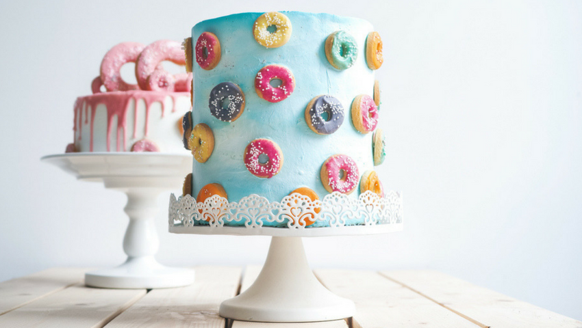 Sophisticated Baking & Cake Design