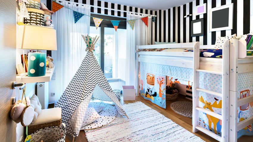 Interior Design - Kids Rooms