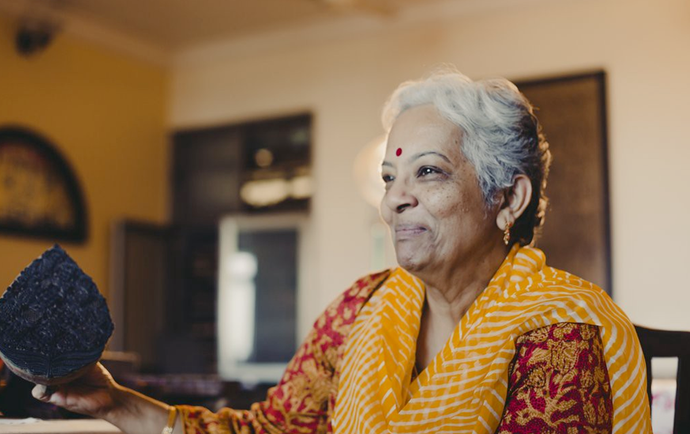 Shyamala Rao: A Love Affair with Block Printing