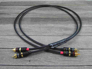 Avanti Audio Allegro Unbalanced Analog Interconnects