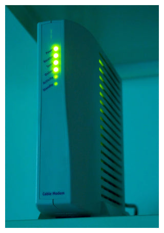 Typical Cable Modem