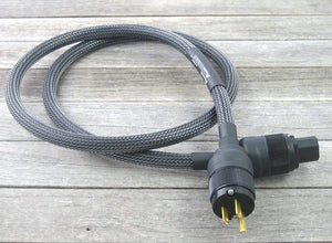Avanti Audio Allegro Power Cables - Wattgate Connectors - 11ga 2.0M Length
